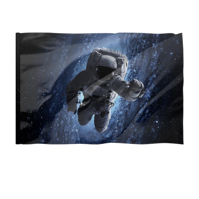 Флаг 135x90 см Printio Космос