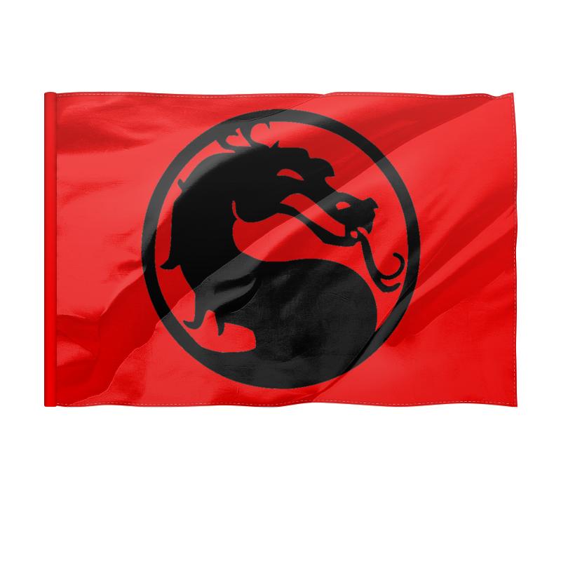 Printio Мортал комбат флаг 135x90 см printio космос