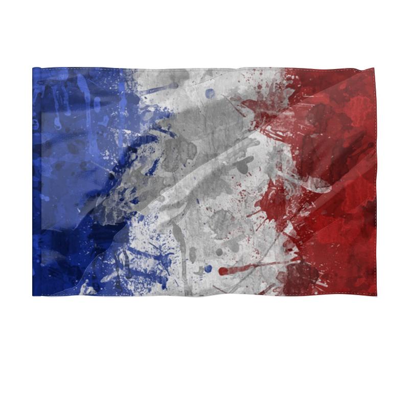 купить Флаг 150x100 см Printio Франция по цене 1570 рублей