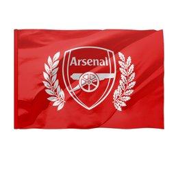 "Флаг 150x100 см ""Арсенал"" - футбол, arsenal, арсенал, футбольный клуб, the gunners"