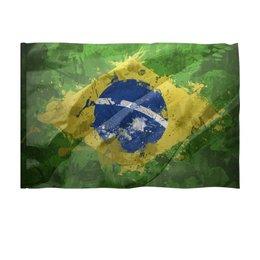 "Флаг 150x100 см ""Бразилия"" - brazil, бразилия"