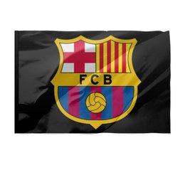 "Флаг 150x100 см ""Barcelona"" - барселона, fcb, барса, balrcelona, каталонцы"