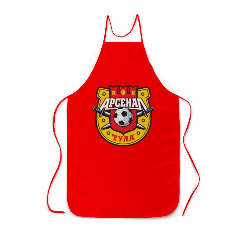 Фартук с полной запечаткой Printio Футбольный клуб,тульский арсенал. le ls 11 50