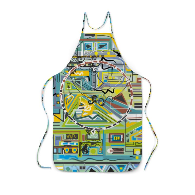 Фартук с полной запечаткой Printio Березка толстовка с полной запечаткой printio березка