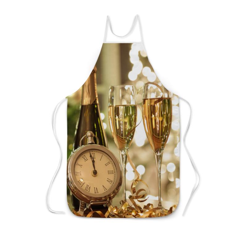 Printio Новогодний фартук с полной запечаткой printio кухонные аксессуары