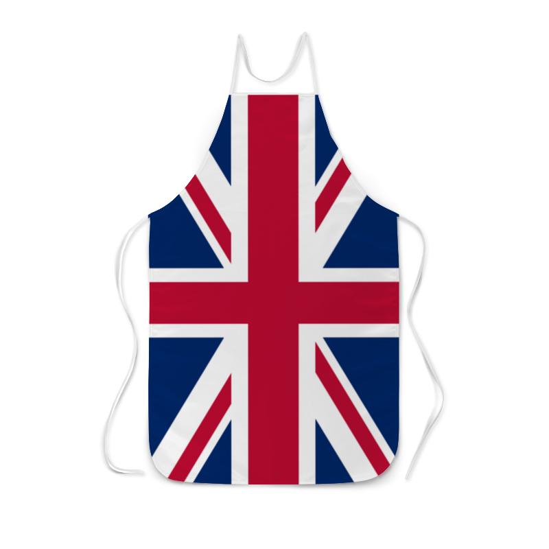 Фартук с полной запечаткой Printio British