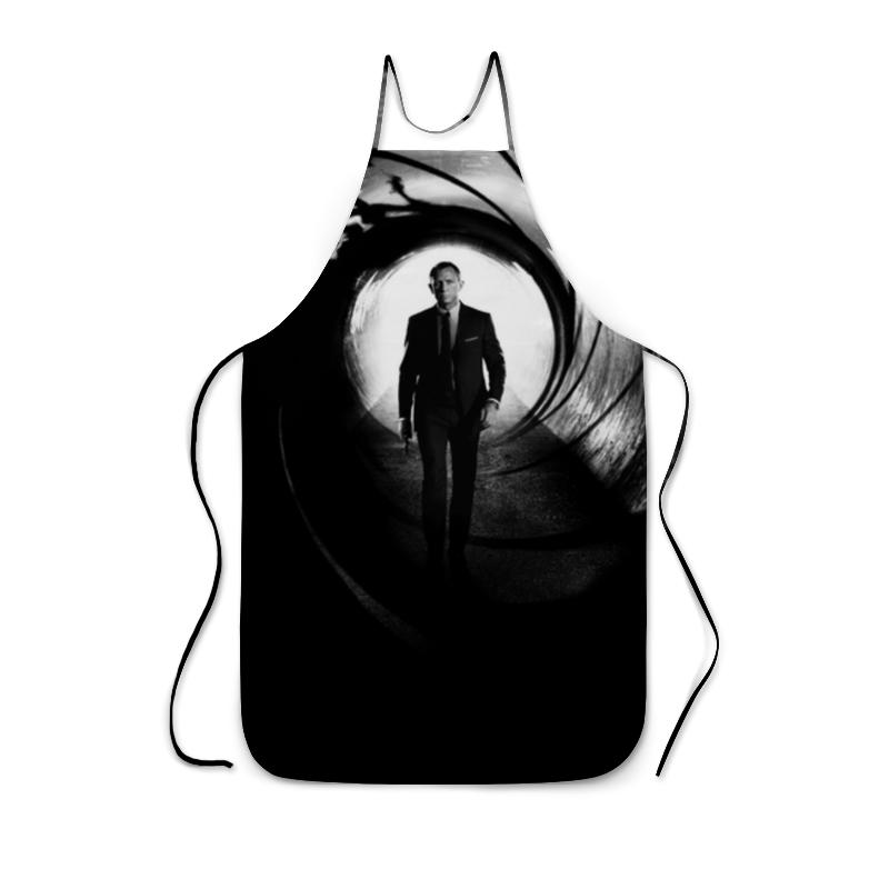 Фартук с полной запечаткой Printio Skyfall 007 видеошлем eachine vr 007 pro