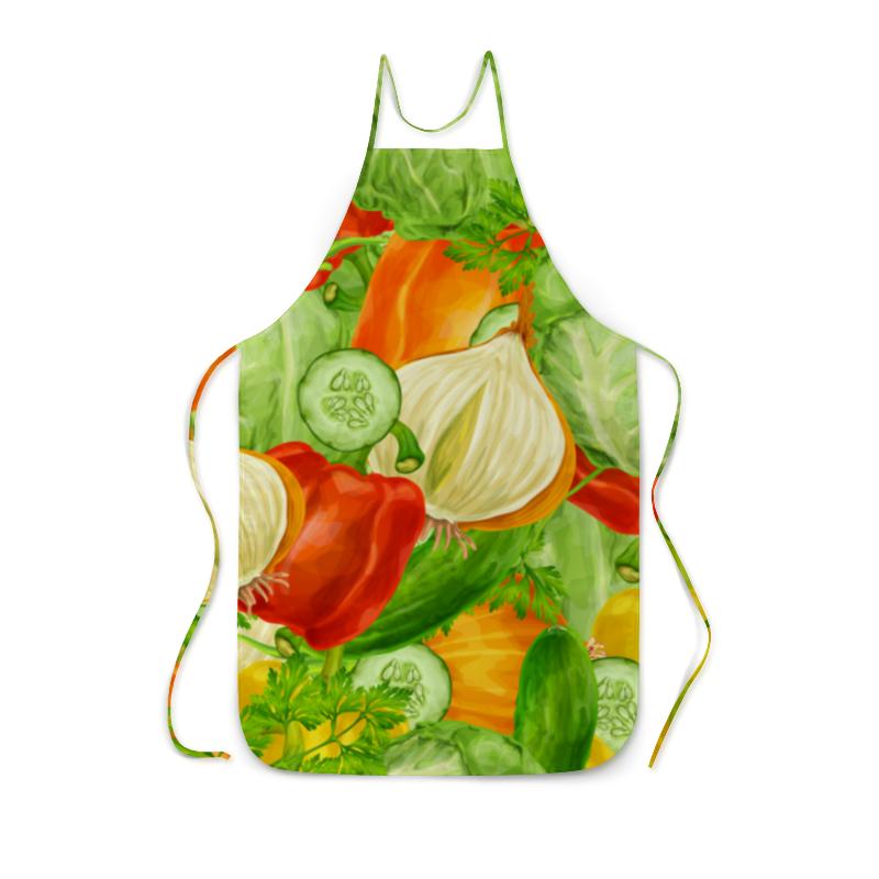 Фартук с полной запечаткой Printio Овощной фартук с полной запечаткой printio овощной