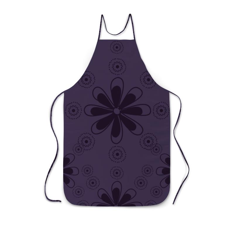 Фартук с полной запечаткой Printio Фиолетовый оцинкованный фартук на парапет