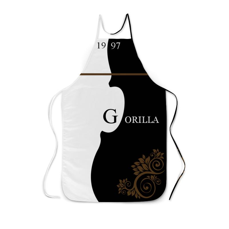 Фартук с полной запечаткой Printio Gorilla-1997 цена