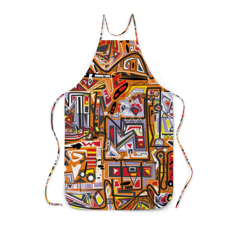 Фото - Фартук с полной запечаткой Printio Оранжевый дом. бомбер printio оранжевый дом
