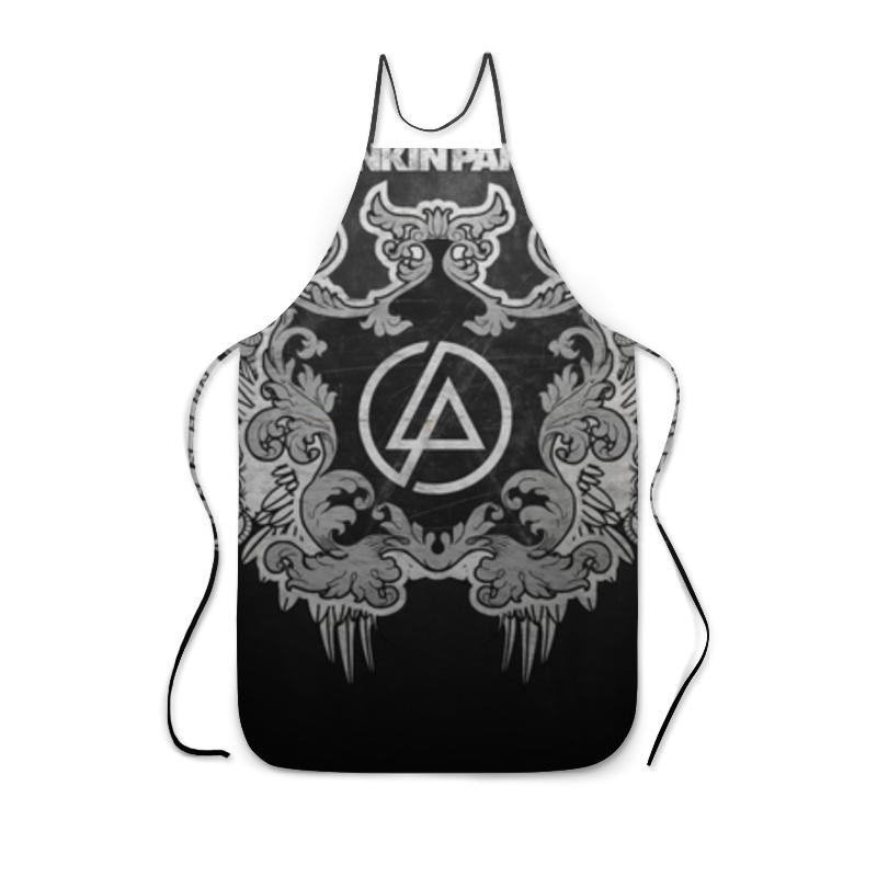 Фартук с полной запечаткой Printio Linkin park