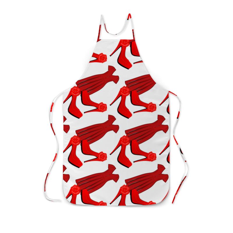 Printio Бесшовные фактуры, паттерны - стиль, красный