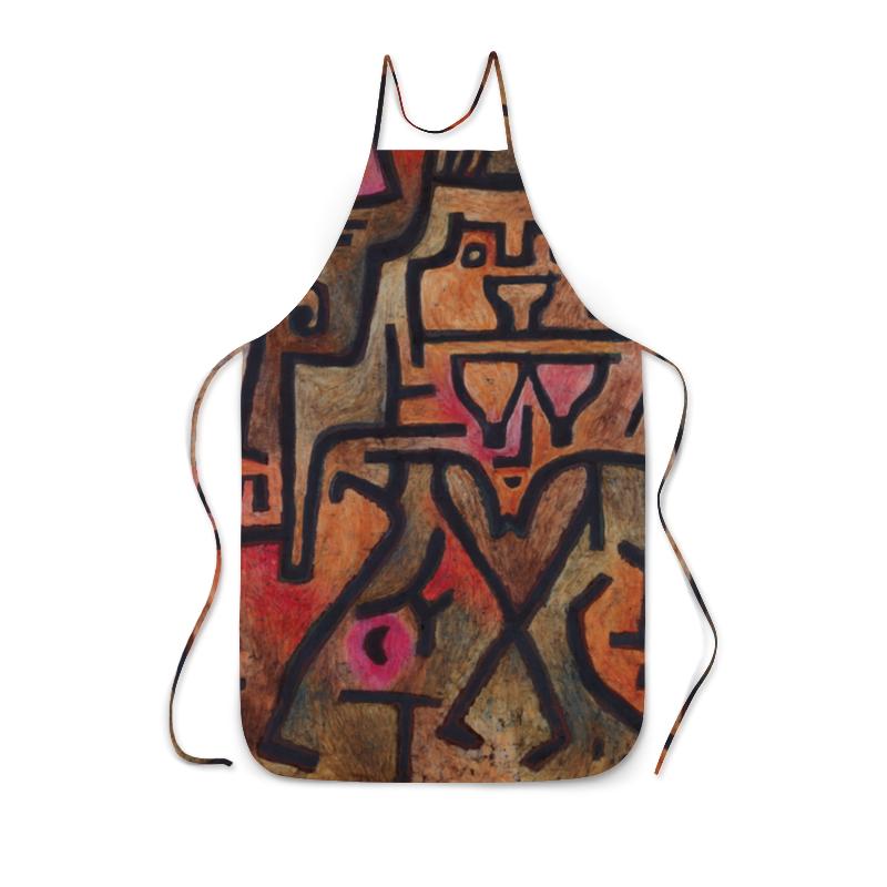 Фартук с полной запечаткой Printio Лесные ведьмы (пауль клее) чехол для samsung galaxy s5 printio лесные ведьмы пауль клее