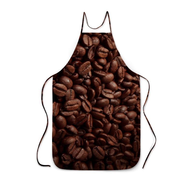 Фото - Фартук с полной запечаткой Printio Кофейные зерна кофейные зерна