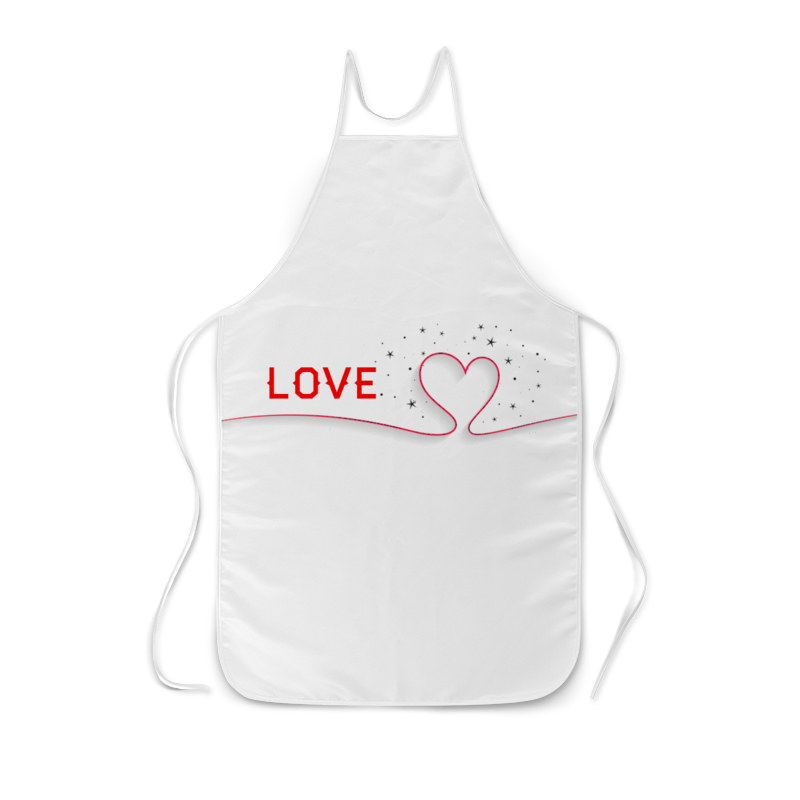 Printio Сердце любви. недорго, оригинальная цена