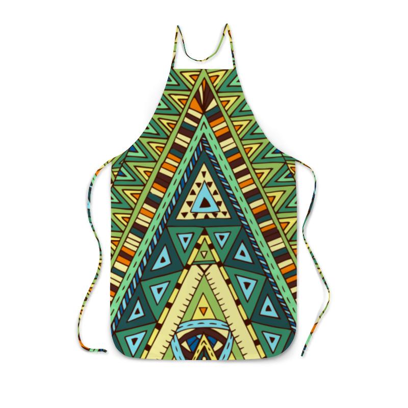 Фартук с полной запечаткой Printio Орнамент фартук с полной запечаткой printio овощной