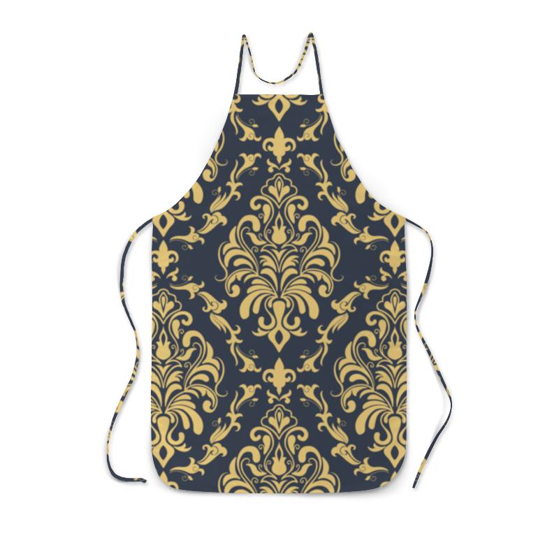 Фартук с полной запечаткой Printio Золотая роскошь золотая семечка масло золотая семечка подсолнечное раф дез 0 5л