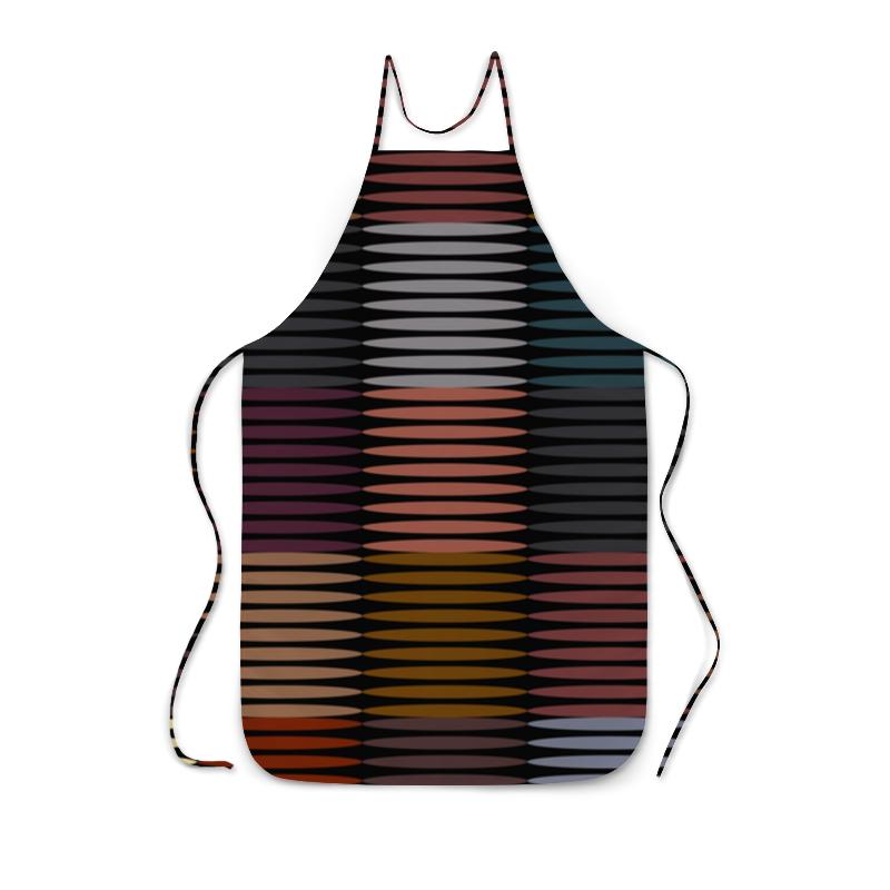Фартук с полной запечаткой Printio Цветная абстракция фартук с полной запечаткой printio цветная абстракция