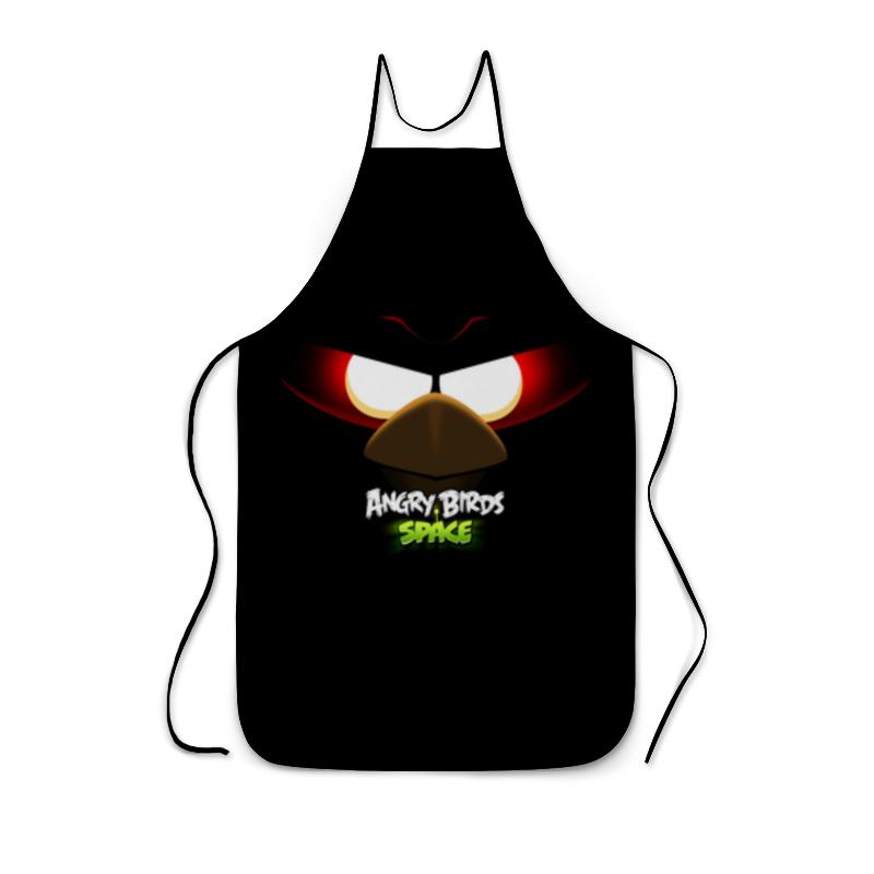 Фартук с полной запечаткой Printio Space (angry birds) рюкзак с полной запечаткой printio space angry birds