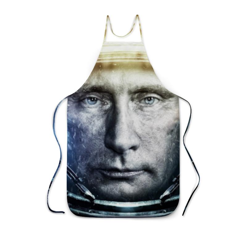 лучшая цена Фартук с полной запечаткой Printio Путин