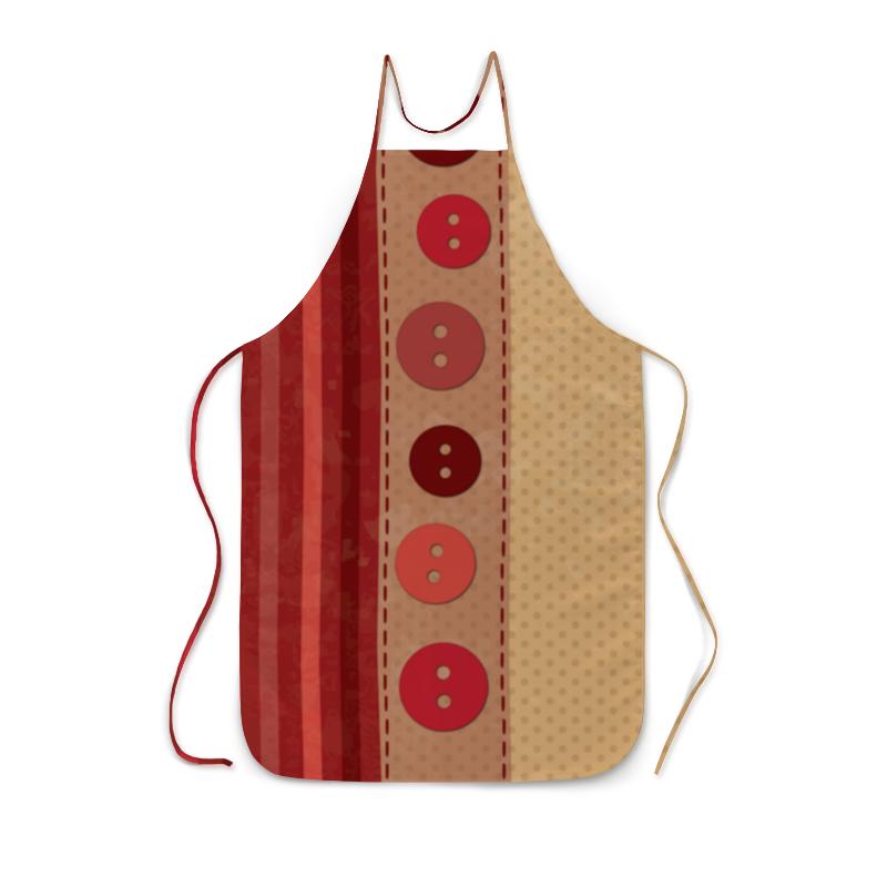 Фартук с полной запечаткой Printio На пуговицах плитка на кухню фартук испания