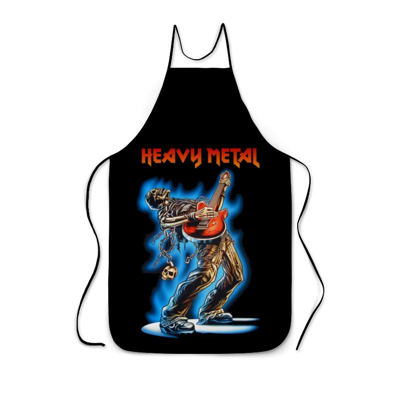 купить Фартук с полной запечаткой Printio Heavy metal недорого