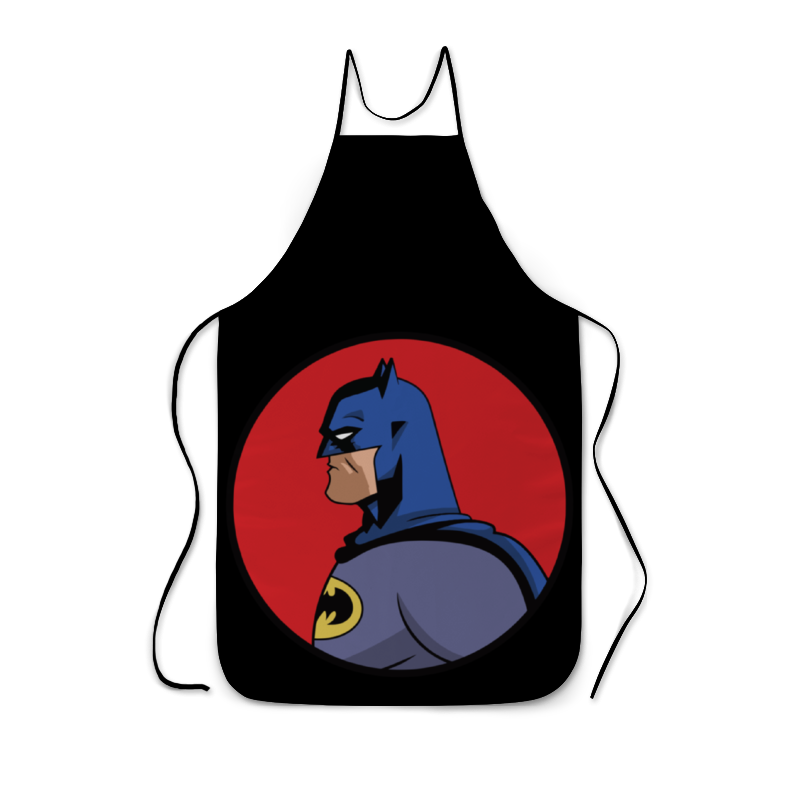Фартук с полной запечаткой Printio Batman / бэтмен фартук с полной запечаткой printio тортик