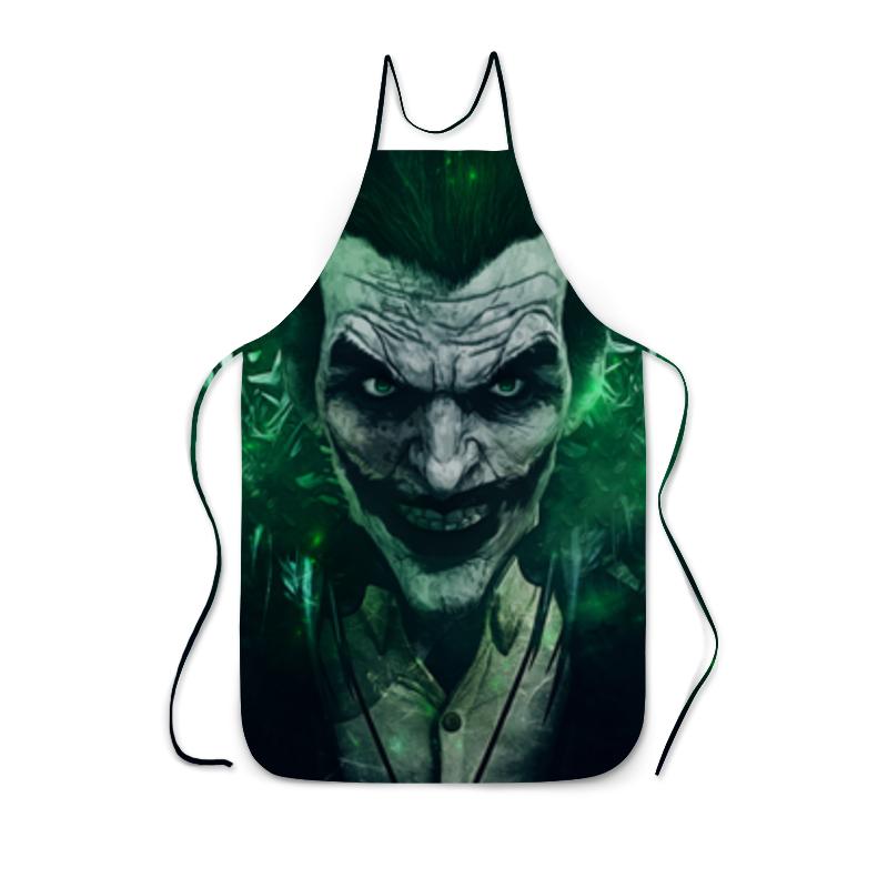 Фартук с полной запечаткой Printio Джокер оцинкованный фартук на парапет