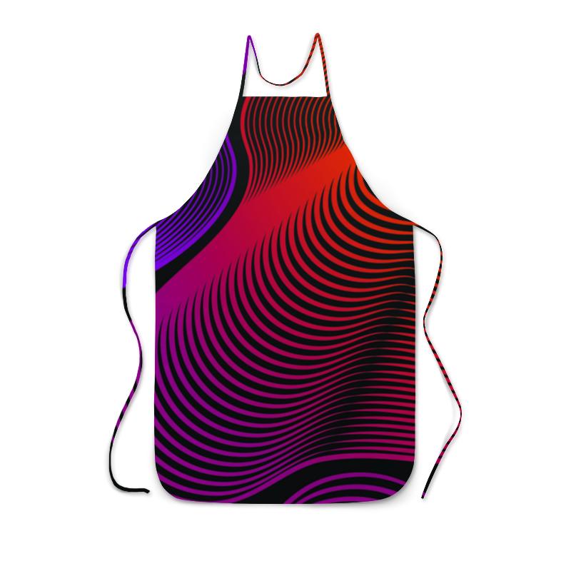 Фартук с полной запечаткой Printio Абстракция фартук с полной запечаткой printio цветная абстракция