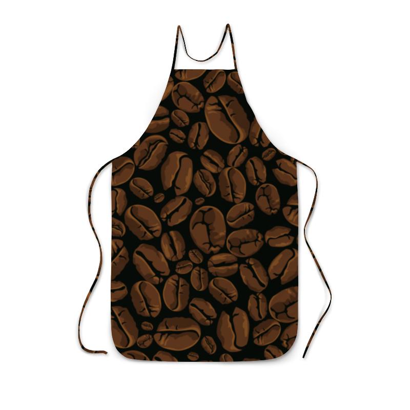 Фартук с полной запечаткой Printio Кофейный redrobin фартук polka dot coffee кофейный а12049 redrobin