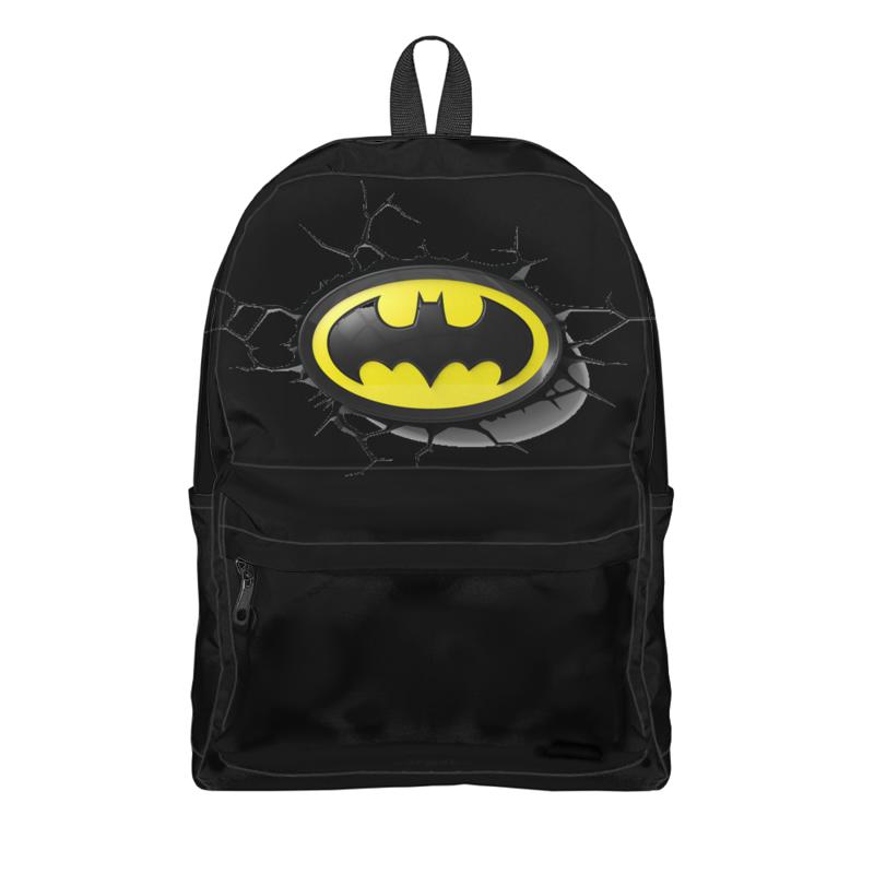 Рюкзак 3D Printio Бетмен т рюкзак punta cana
