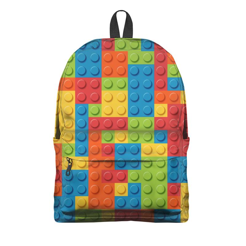 Рюкзак 3D Printio Лего