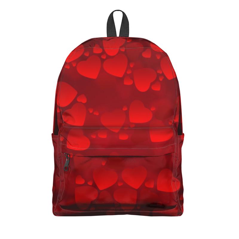 Рюкзак 3D Printio Сердце цены онлайн