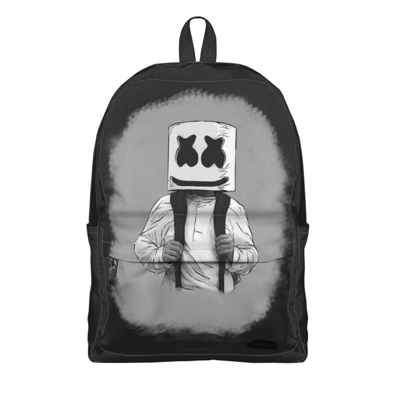 купить Рюкзак 3D Printio Marshmello недорого