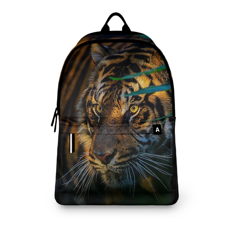 купить Рюкзак 3D Printio Тигры недорого