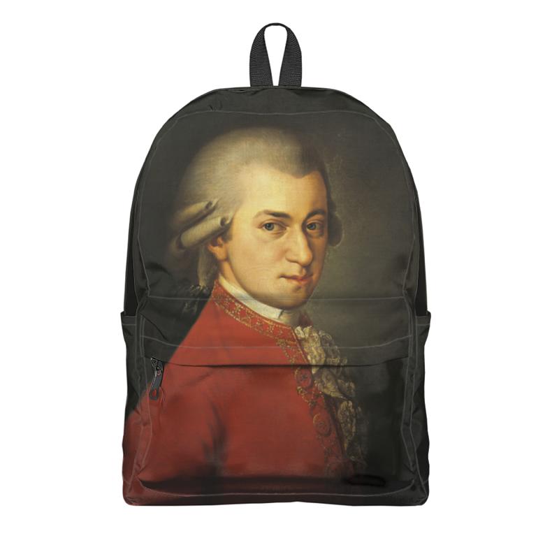 Printio Портрет вольфганга амадея моцарта (кисти крафт) все цены