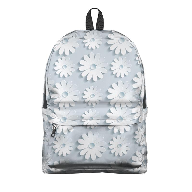Рюкзак 3D Printio Ромашки цены онлайн