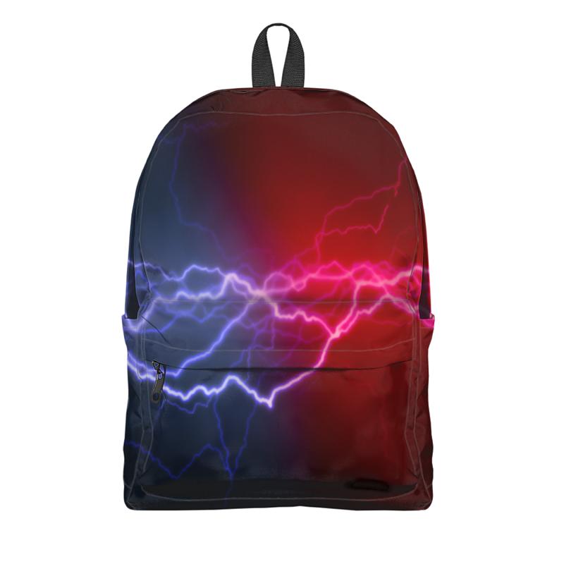 Рюкзак 3D Printio Молния