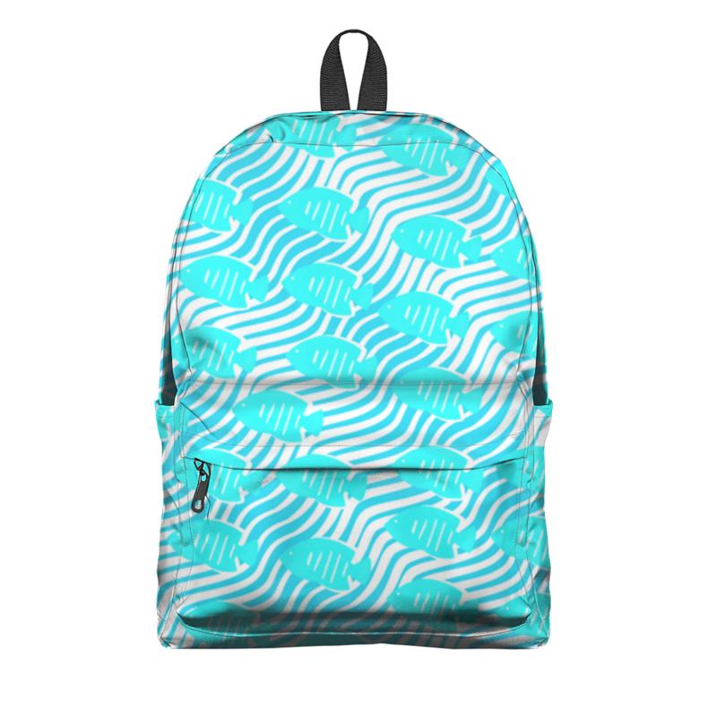Рюкзак 3D Printio Тропические рыбки рюкзак 3d bags луна 3dbc490 в ассортименте
