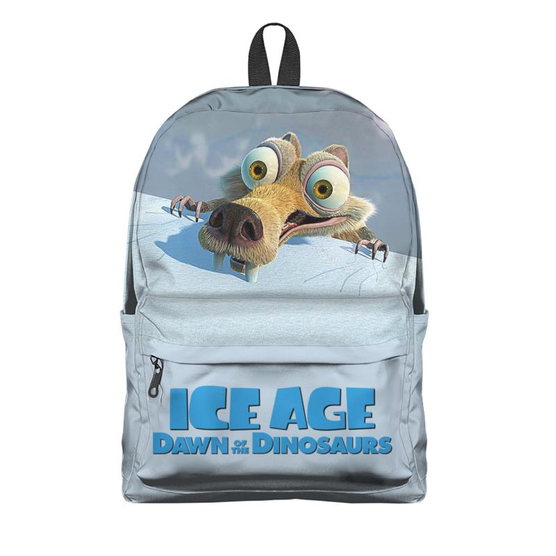 Рюкзак 3D Printio Ледниковый период. ice age цена 2017