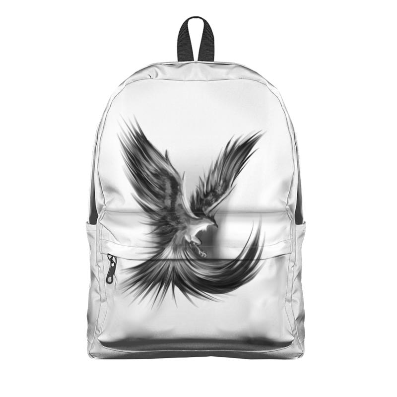 Printio Феникс рюкзак 3d printio птица грач