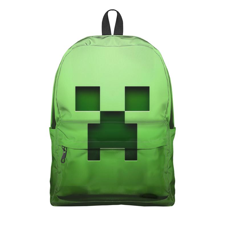 купить Рюкзак 3D Printio Minecraft недорого