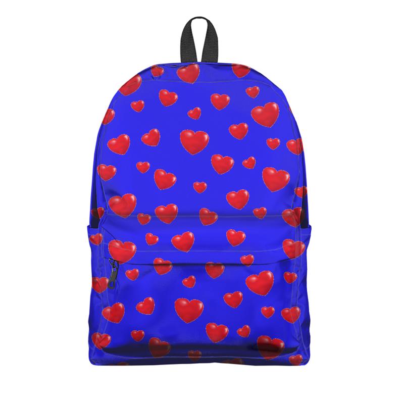 Фото - Рюкзак 3D Printio Сердца сердца
