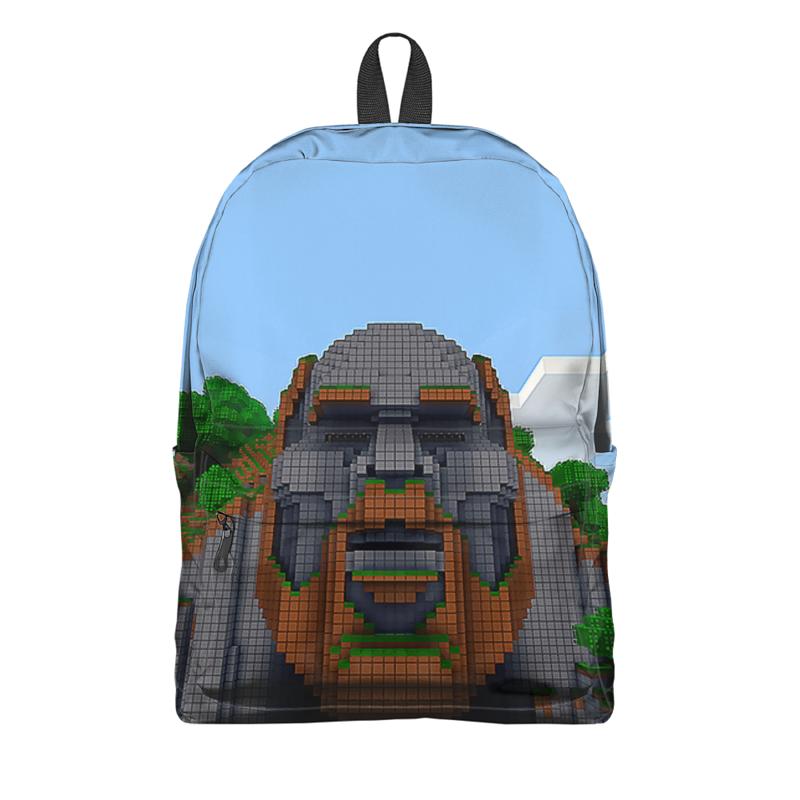 Рюкзак 3D Printio Minecraft рюкзак minecraft
