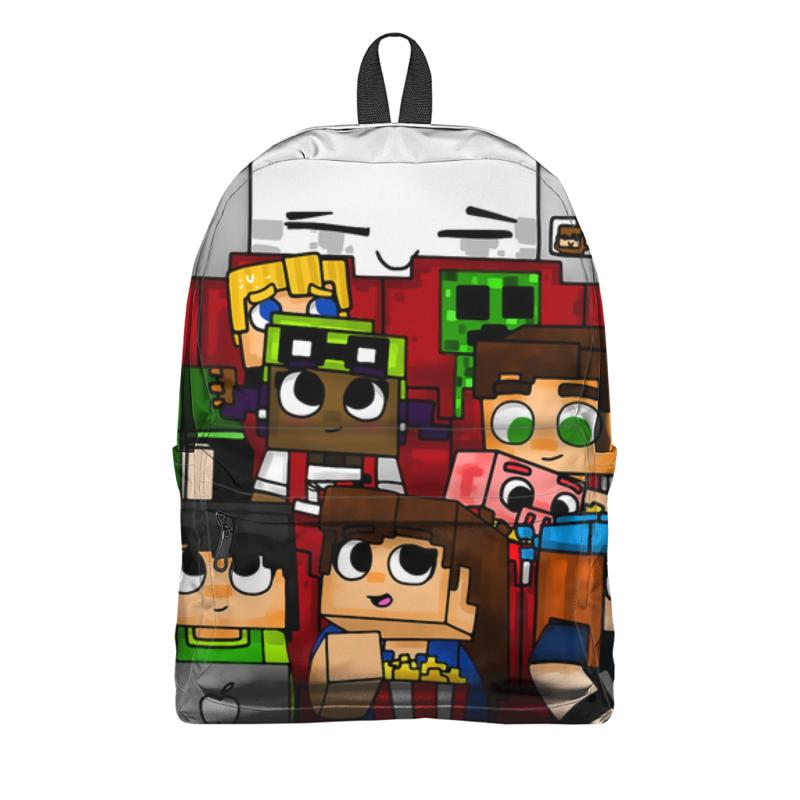 Рюкзак 3D Printio Minecraft т рюкзак punta cana