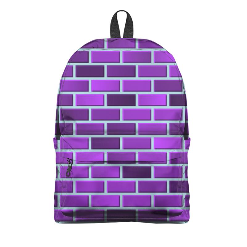 Printio Пурпурные кирпичи футболка с полной запечаткой женская printio пурпурные кирпичи