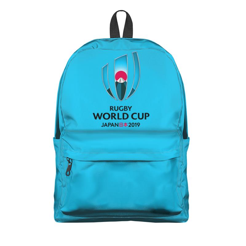 Рюкзак 3D Printio Кубок мира по регби в японии чемпионат мира по регби 2019 африка 1 победитель утешительного турнира