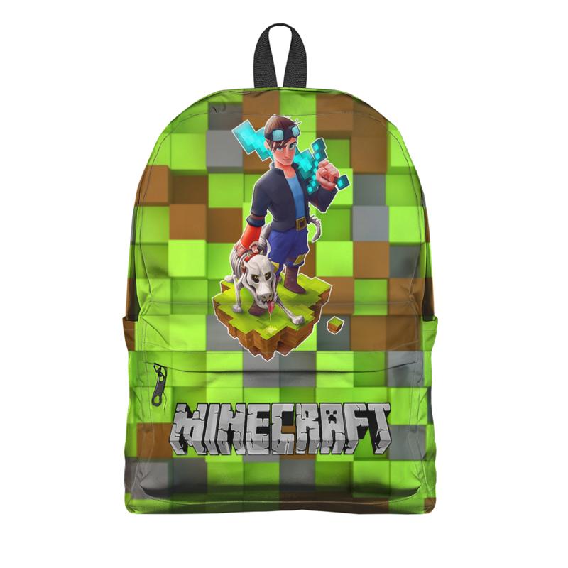 Printio Minecraft рюкзак minecraft