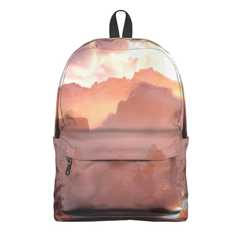 Рюкзак 3D Printio Horizon zero dawn недорго, оригинальная цена